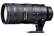 Objectif photo Nikon AF-S NIKKOR 70-200mm f/2.8G ED VR Ⅱ
