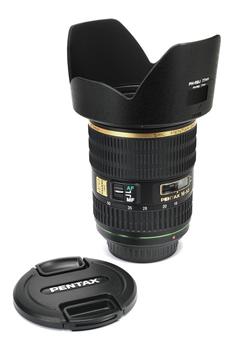 smc DA 16-50mm f/2.8 ED SDM