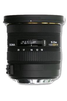 10-20mm F3 5 DC EX CANON