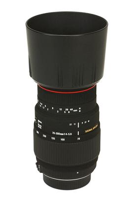 Sigma 70-300 4-5,6 APO DG