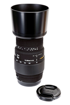 Objectif photo 70-300 mm F4-5.6 DG Macro Canon Sigma