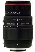Sigma APO 70-300mm F4-5.6 DG APO Macro pour Canon