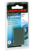 Batterie appareil photo Uniross VB101766