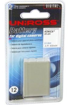 Batterie appareil photo VB102730 Uniross