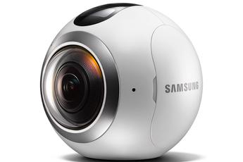 Caméra 360 GEAR 360 Samsung