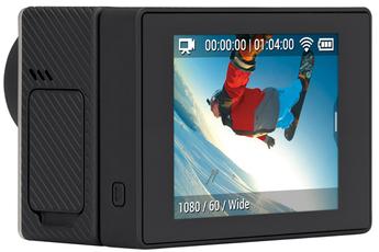 Accessoires pour caméra sport Ecran LCD GOPRO hero4 Gopro