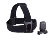 Accessoires pour caméra sport Gopro FIXATION FRONTALE + QUICKCLIP