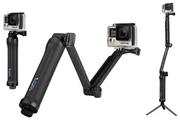 Accessoires pour caméra sport Gopro PERCHE 3-WAY
