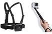 Accessoires pour caméra sport HARNAIS + PERCHE SELFIE Temium
