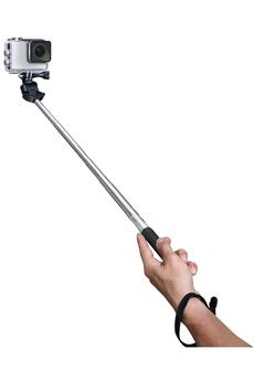 Accessoires pour caméra sport PERCHE TELESCOPIQUE POUR CAMERA SPORTIVE Temium