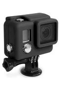 Accessoires pour caméra sport Xsories PROTECTION SILICONE HERO3+ NOIRE