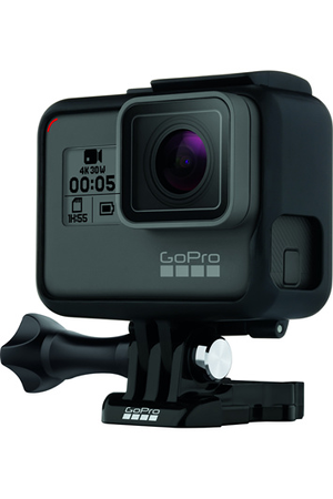 Bon plan -15% sur la caméra sport GOPRO HERO 5 BLACK