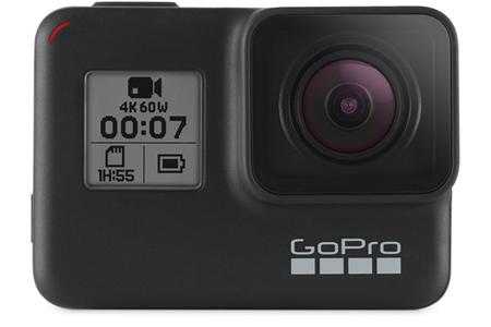Bon plan GOPRO HERO 7 BLACK avec double chargeur + batterie offerts