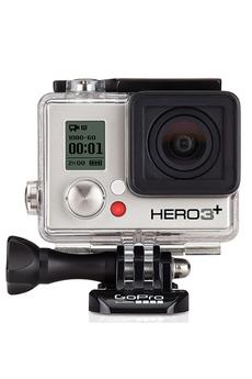 Caméra sport HERO3+ Silver Edition Gopro