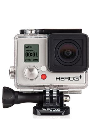 Caméra sport Gopro HERO3+ Silver Edition - Hero3+ Silver Edition   Darty 7b98e52e15df