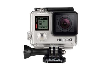 Caméra sport HERO4 SILVER Gopro