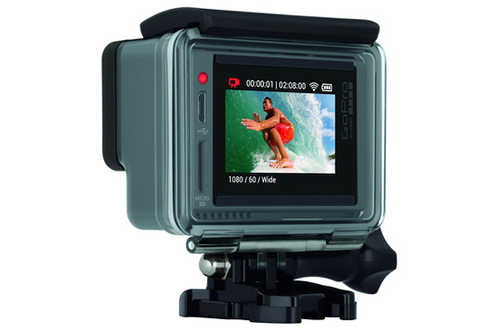 Caméra sport HERO+ LCD Gopro