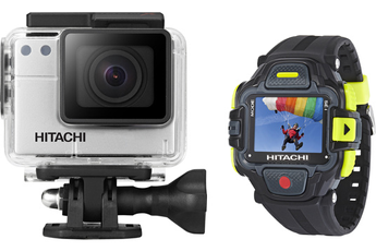 Caméra sport HDSVR70E Hitachi