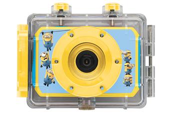 Caméra sport MOVE CAM MINION Lexibook.