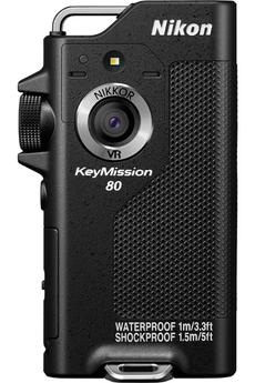 Caméra sport KEYMISSION 80 Nikon