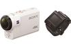 Caméra sport FDR-X3000R 4K BLANC Sony