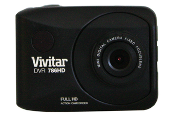 Caméra sport DVR786 HD Vivitar