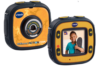 Caméra sport KIDIZOOM ACTION CAM Vtech