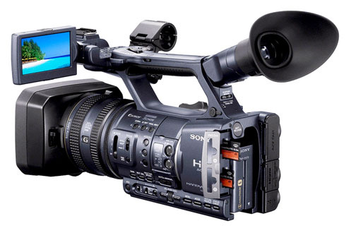 Sony HDR AX2000