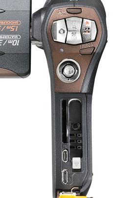 Panasonic HX-WA30 NOIR