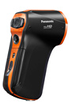 Panasonic HX-WA3 NOIR ORANGE photo 3