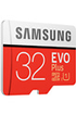 Samsung MSD EVO PLUS 32 GO + ADAP photo 2