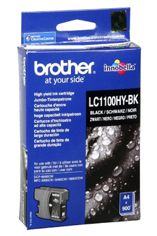 BROTHER Consommables Jet d'encre LC1100HYBK