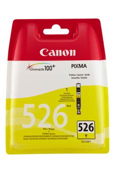 Cartouche d'encre CLI-526 jaune Canon