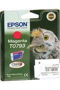 Cartouche d'encre Epson Hibou T0793 magenta