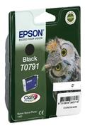 Cartouche d'encre Epson Hibou T0791 noir
