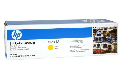 HP CB542A Toner Laser Jaune