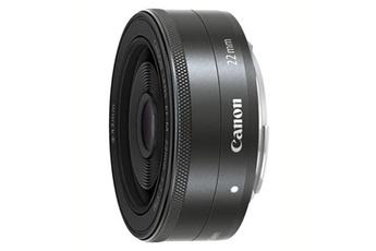 Objectif à Focale fixe Canon EF-M 22mm f/2 STM Pancake