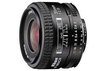 Objectif à Focale fixe Nikon AF 35mm f/2 D