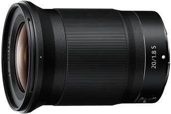 Objectif à Focale fixe Nikon Z 20mm f/1.8 S