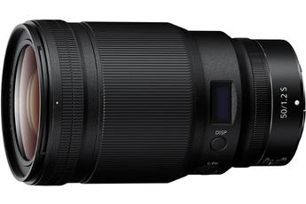 Objectif à Focale fixe Nikon Z 50mm f/1.2 S