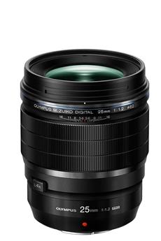 Objectif à Focale fixe Olympus M.ZUIKO DIGITAL ED 25mm f/1.2...