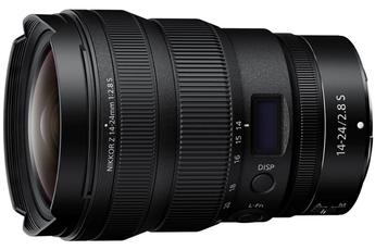 Objectif zoom Nikon Z 14-24mm f/2.8 S