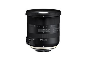 Objectif zoom Tamron. 10-24mm f/3.5-4.5 DI II VC HLD pour...