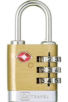Accessoires de voyage Go Travel CADENAS TSA CODES X2 Kls77RR