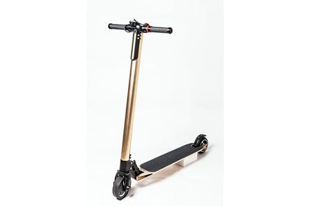 trottinette lectrique urban glide ride 50s doree darty. Black Bedroom Furniture Sets. Home Design Ideas