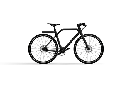 Vélo électrique Angell SMART BIKE BLACK