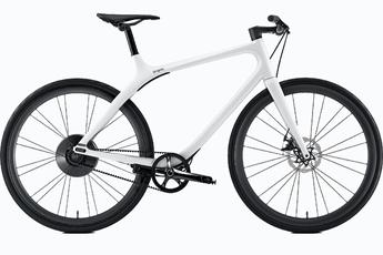 Vélo électrique Gogoro EEYO 1S WHITE 180