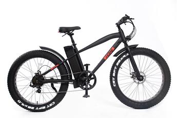 """Vélo électrique Ion FAT 26"""" - 24V - 7.8AH"""