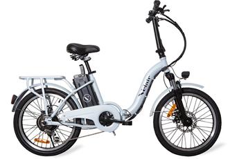Vélo électrique Velair WAVE GT-25 BLANC