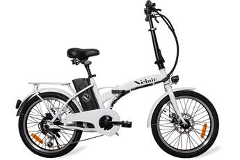 Vélo électrique Velair WORK MX-25 BLANC